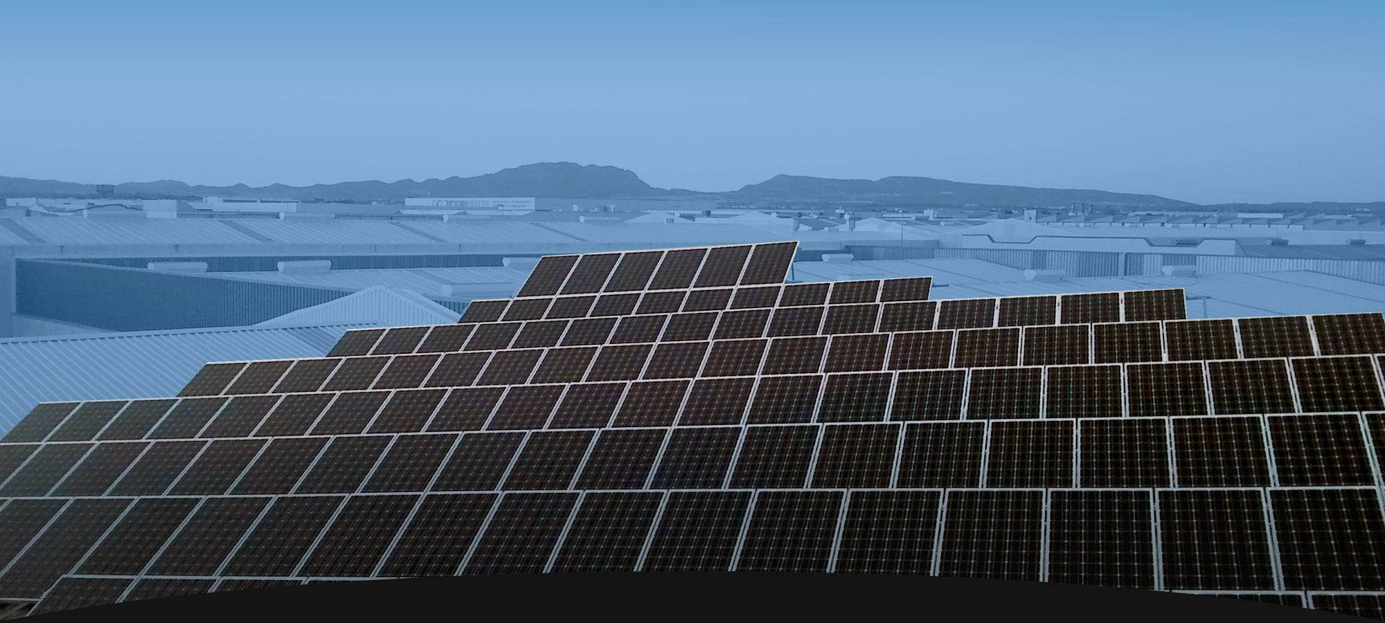 instalacion energia solar fotovoltaica