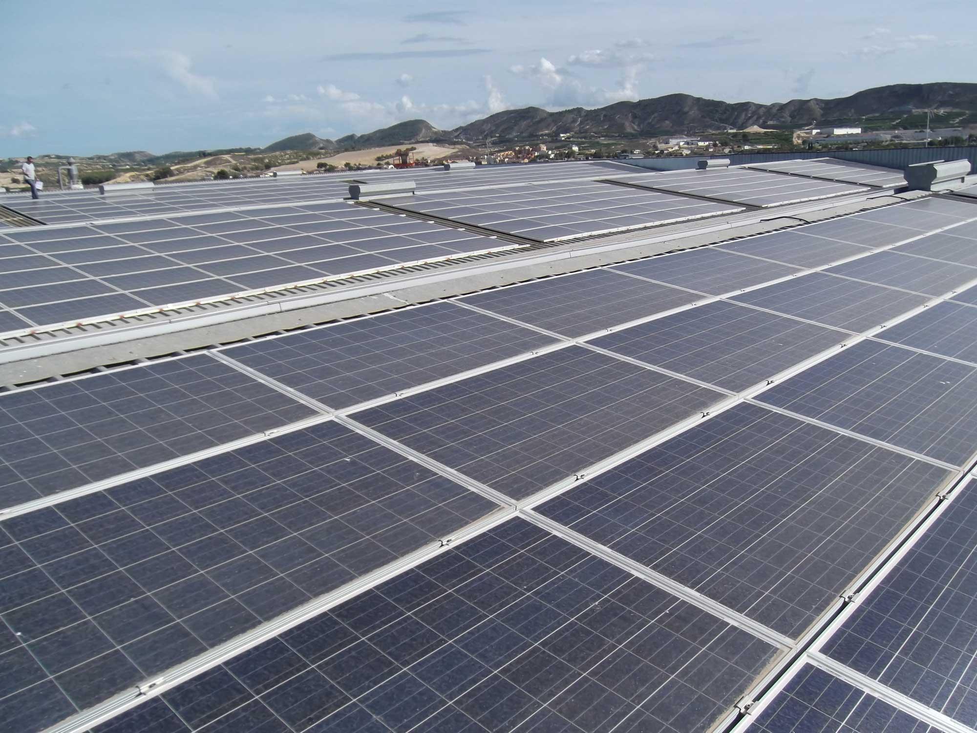 modulos solares