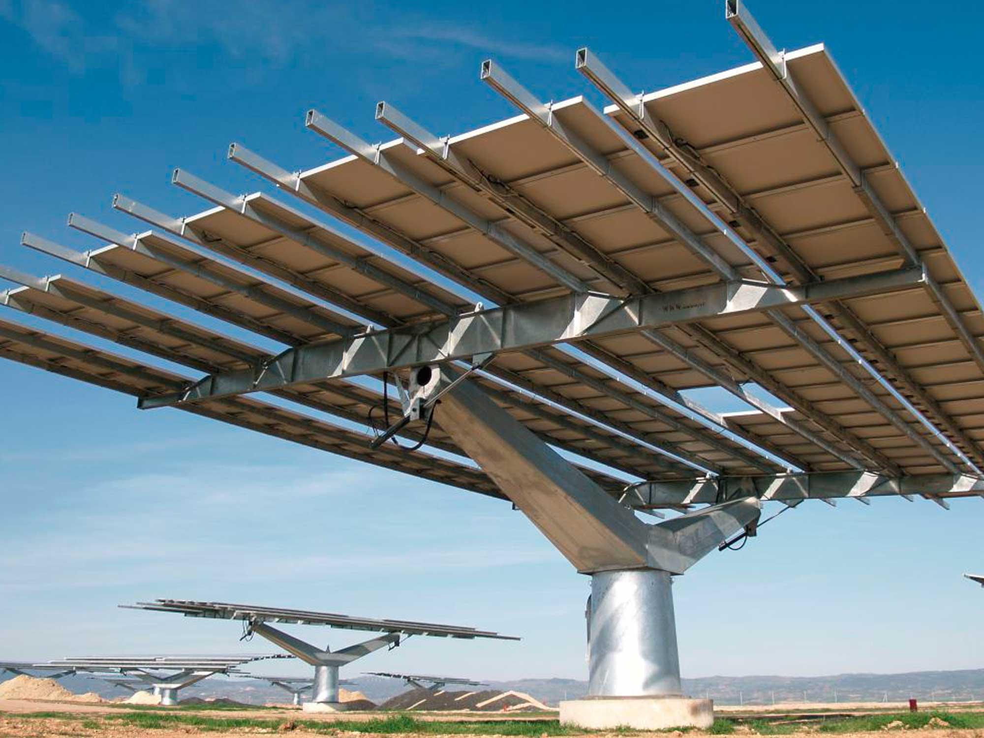 huerto solar fotovoltaico