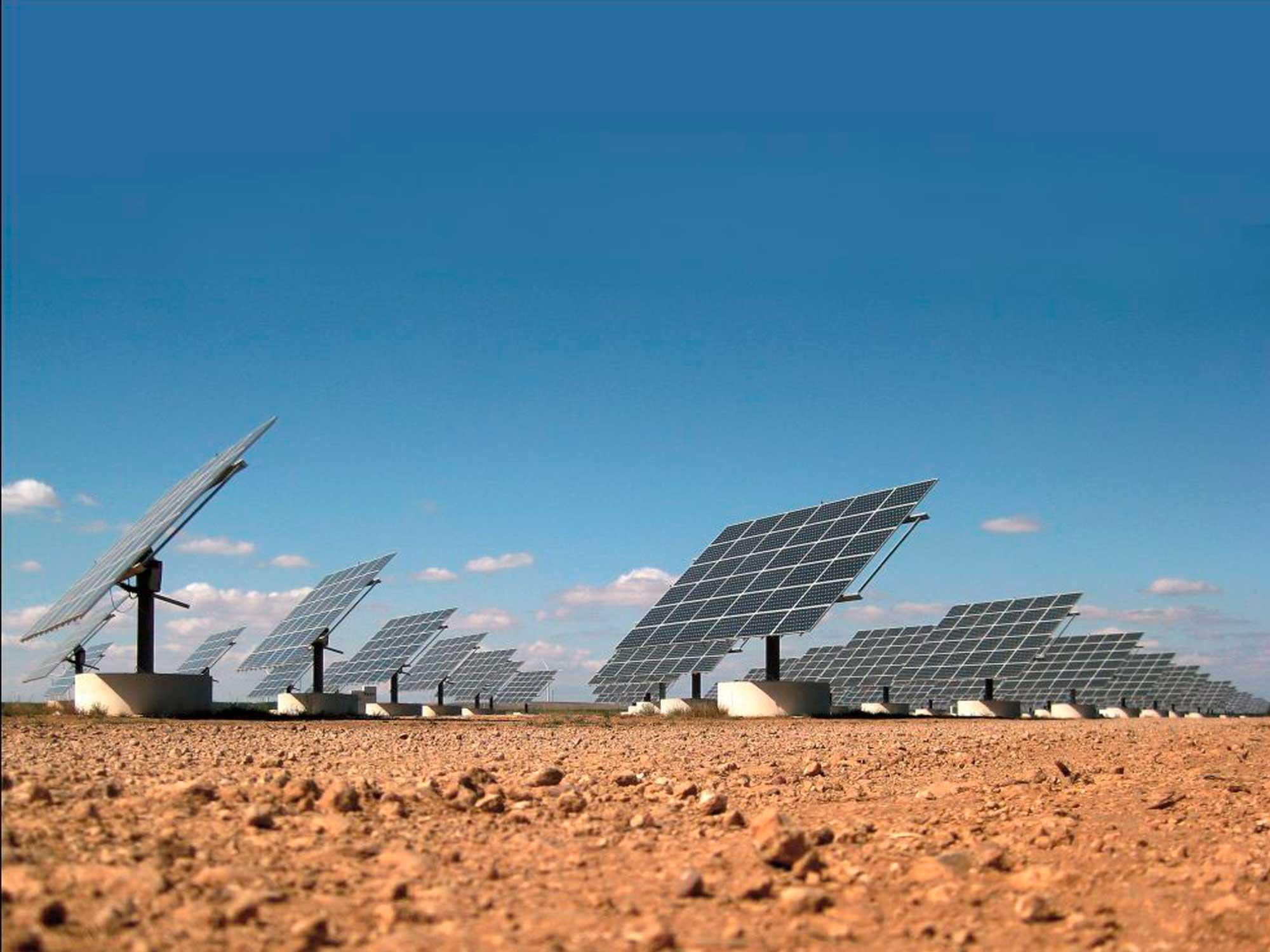 proyecto parque solar navarra