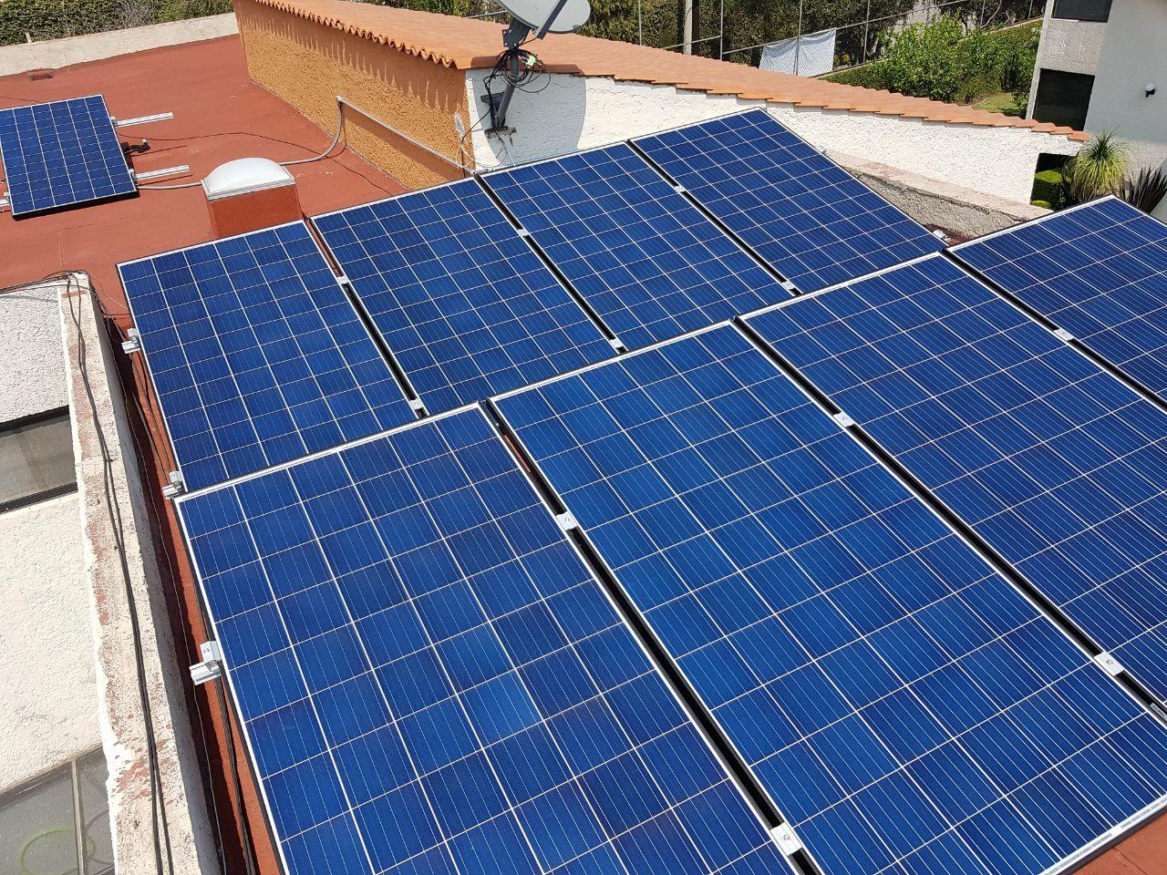 instalacion proyecto fotovoltaico